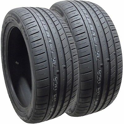 2 1954517 Budget 195 45 17 85V High Performance Tyres x2 195/45 TWO