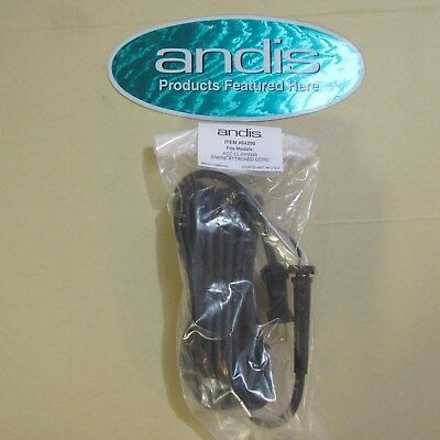 New >> Andis Clipper Parts Cord fits all AGC 1 and  2-Speed Clippers Ultra Edge