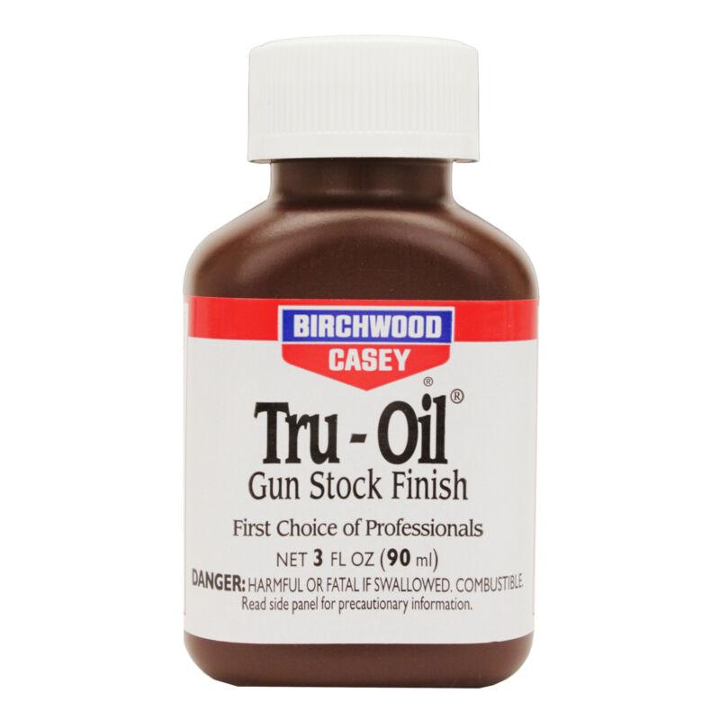 Birchwood Casey TRU-OIL Gun Stock Finish-3 fl oz Bottle-23123