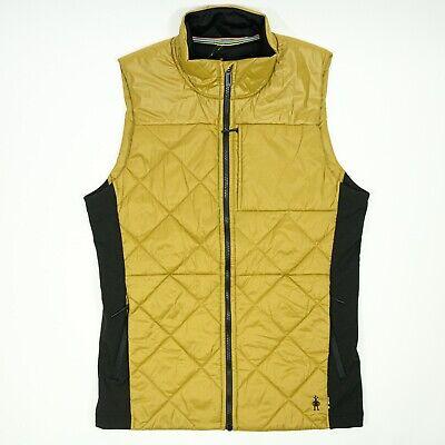 Men's Smartwool size MEDIUM Smartloft 120 Lightweight Zip-Up Vest NEW NWT