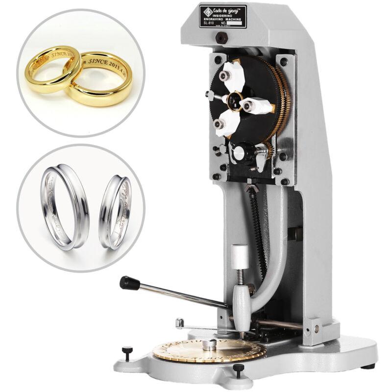 Inside Ring Engraver Engraving Machine Cutter Valentine