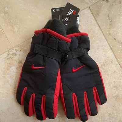 Nike 3m winter thermal gloves youth boys