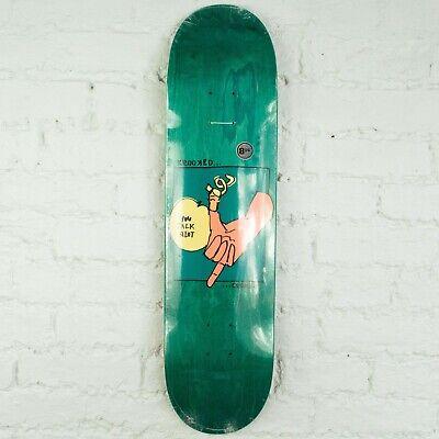 Krooked Skateboards Cromer Tawker Deck – 8.06