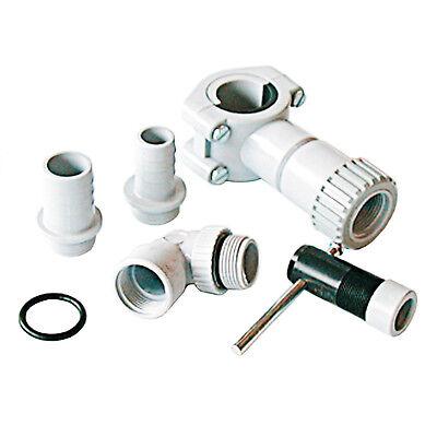 (Washing Machine / Dishwasher Waste Water Drain Connector Plumbing Outlet Kit )