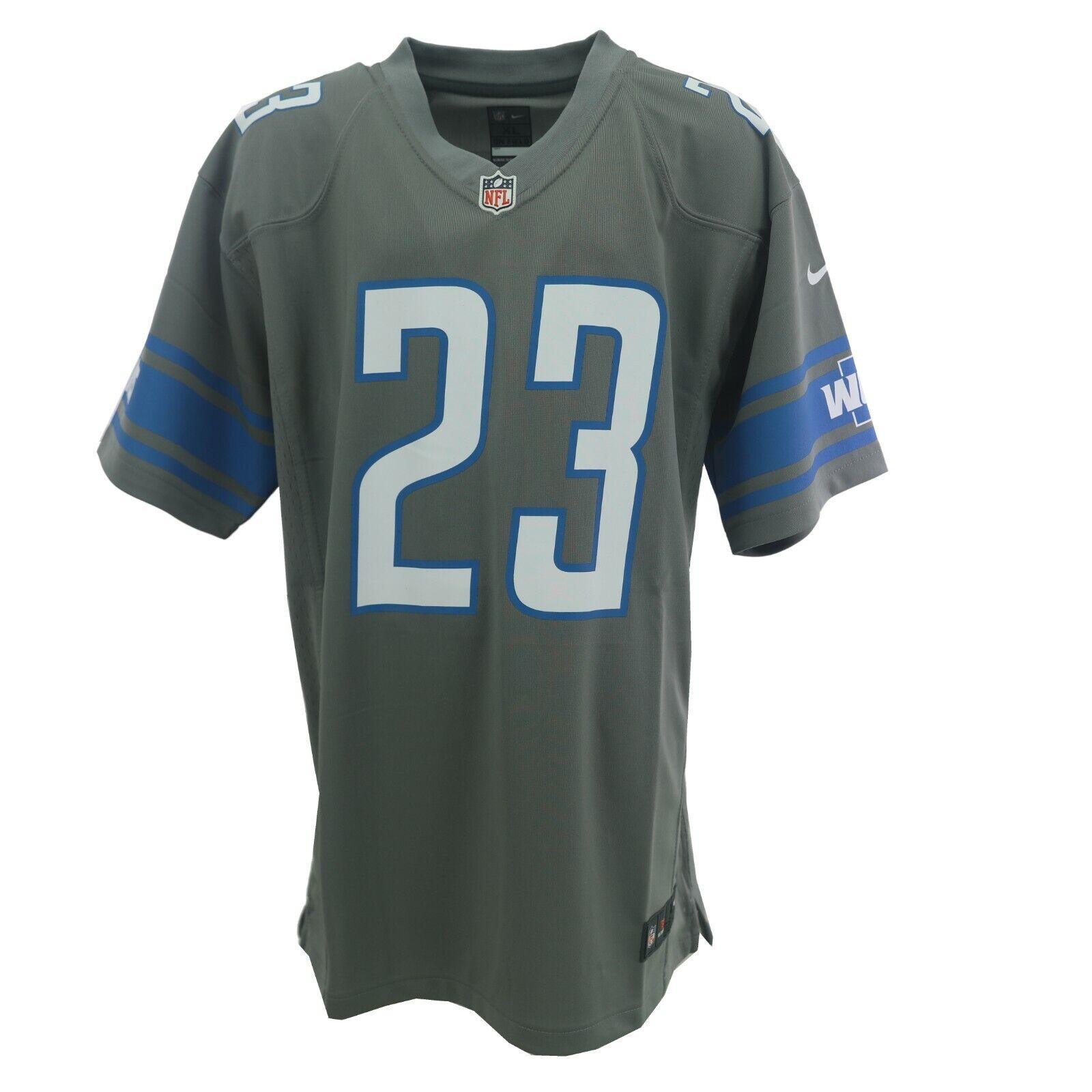 Detroit Lions Darius Slay Jr Official NFL Nike Kids Youth Size ...