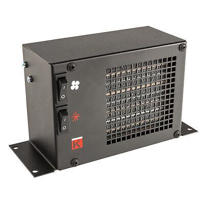 Demon Tweeks 750W Standalone Electric Cab Heater 24V