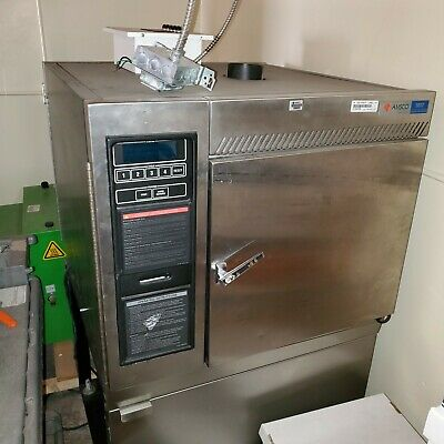 Steris Amsco Eagle Series 3017 Envirosystems Sterilizer W Stainless Stand
