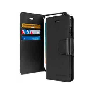 🍎 Leather Wallet Diary Case - iPhone X, 7 plus (+), 8 plus (+)