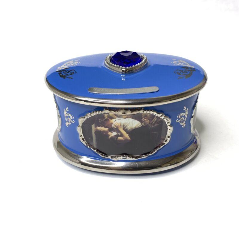 Titanic Porcelain Music Box Ardleigh Elliot Plays An Irish Party New W/ COA 1999