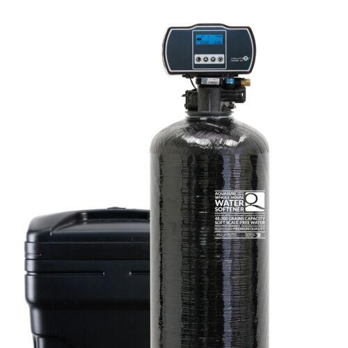Aquasure Harmony Series Water Softener w/ Digital Control Head - 48,000 Grain
