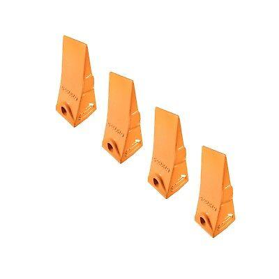 4 - Bobcat Style Mini Excavator Skid Steer Bucket Teeth - 6737325