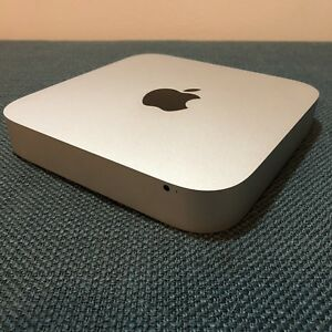 Mac mini (Mid 2011) with 256 SSD and 500 GB HDD