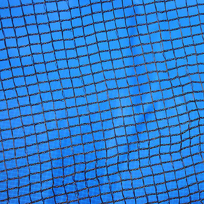 New 16FT Trampoline Combo Bounce Jump Safety Enclosure Net WSpring Pad Ladder