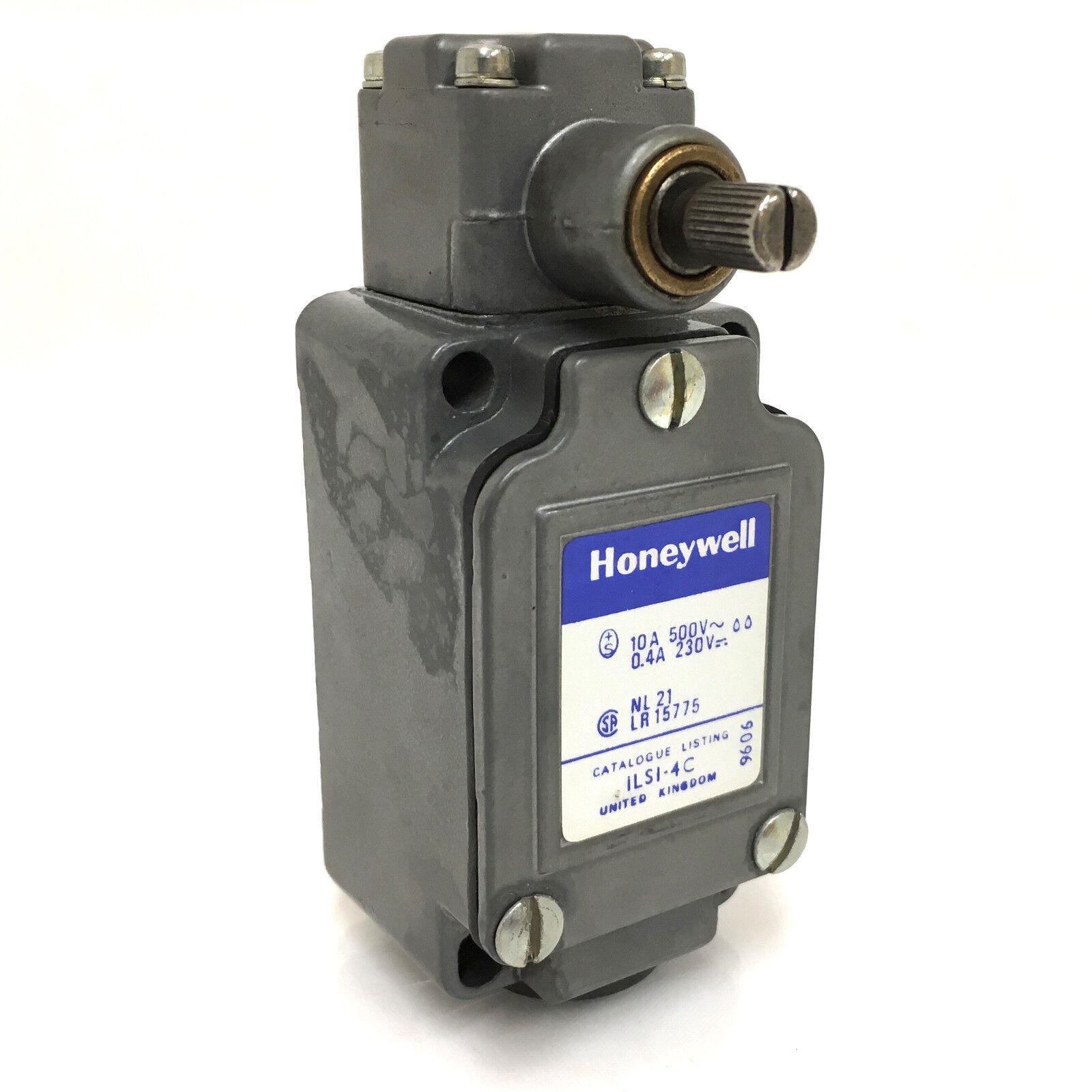 HONEYWELL S/&C GLDB-01C LIMIT SWITCH ROLLER PLUNGER