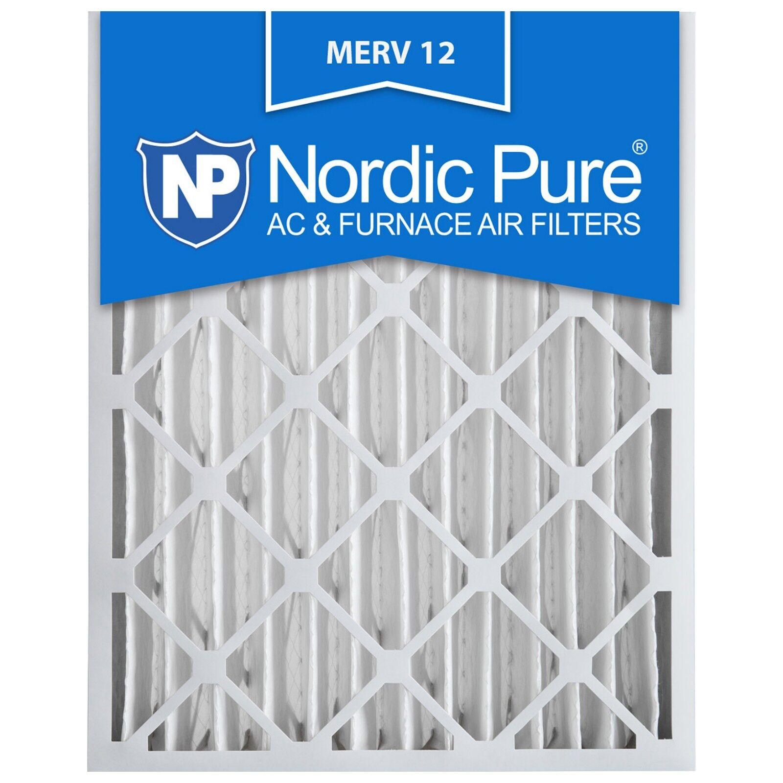 16X25x4 Air Filter Furnace Merv 12 Bulk 11 13 Conditioner Co