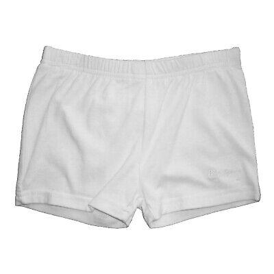 Pantalones cortos , shorts niña de Losan , blanco , talla 6