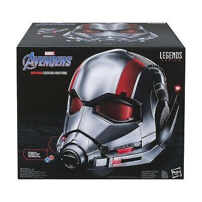 Marvel Legends 1:1 Scale ANT-MAN Premium Electronic Prop Replica Helmet Cosplay