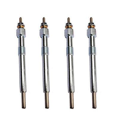 4x Glow Plug 6684850 For Bobcat Skid Steer S530 E42 E50 E555 341 430 435 5600