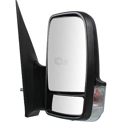 Außenspiegel kpl. rechts Mercedes Sprinter 906 Bj 06-13 für VW Crafter Bj 06->>