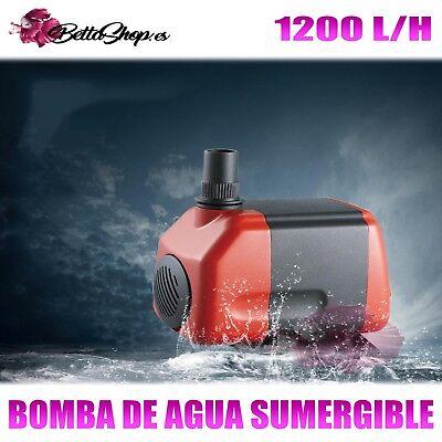 Pumps (water) Bombas De Agua Sumergibles Para Acuarios Fuentes Estanques Sump Bomba De Subida