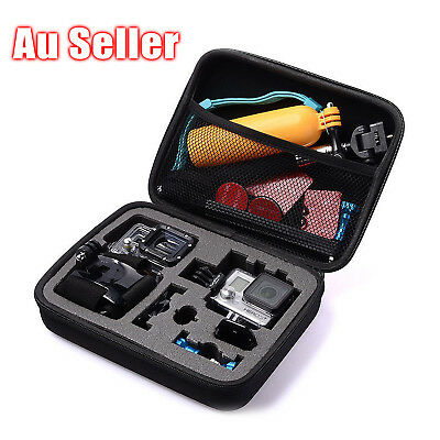 Medium Travel Storage Carry Hard Bag Case For GoPro HERO 6 5 4 3+ 3 Camera