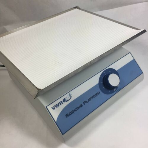 "VWR Scientific 200 Rocking Platform Shaker, 14"" x 11"", Warranty!"
