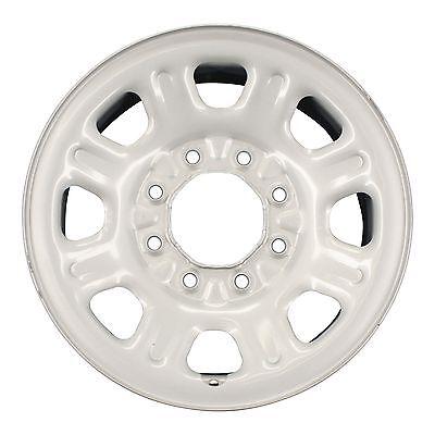 NEW 13 14 15 SIERRA SILVERADO 2500 3500 PICKUP OEM 18x8 Steel Wheel 8096