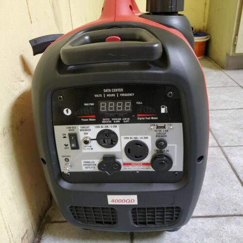 Generator 4000W, Ultra Quiet