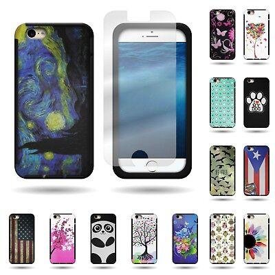 """Unique Design Phone Hybrid Cover Case for Apple iPhone 6s Plus / 6 Plus 5.5"""""""