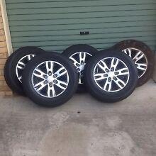 "Ford Ranger / Everest wheels 18"" x 8"" 2015 Doolandella Brisbane South West Preview"
