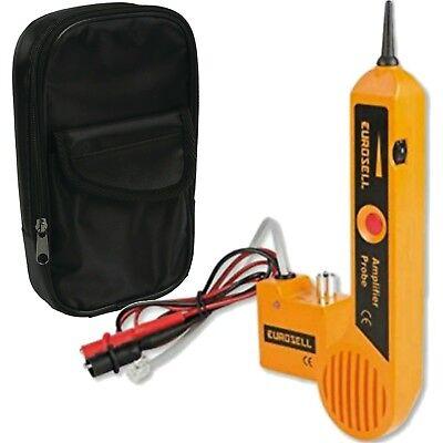 Leitungssuchgerät Leitungssucher Leitungsfinder Strom Kabelsucher Kabelfinder