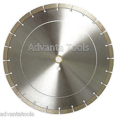 14 Segmented Diamond Saw Blade For Brick Block Concrete - 12mm Rim Height