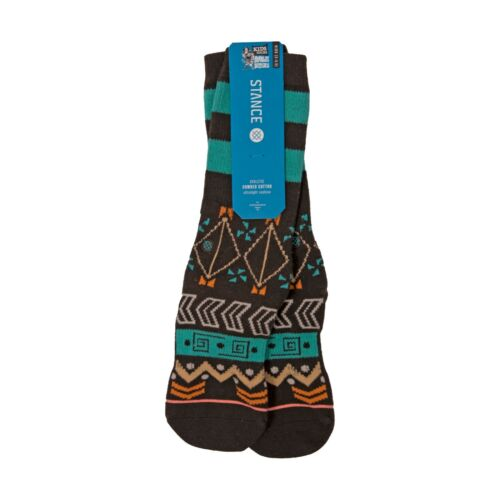 Stance Socks Ankle Biters Athletic Combed Cotton Multicolor Kids (2-5.5) 3504