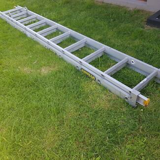 Extention ladder aluminium
