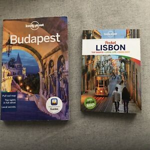 Lonely Planet Guide Books