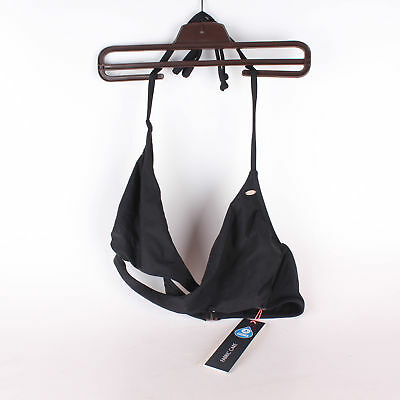 ONeill Damen Solid Crossover Bikini Top Bikinis Black Out 42