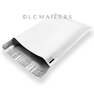 50 19x24 Poly Mailers Envelopes Self Sealing Shipping Bags 2.5 Mil Packzon