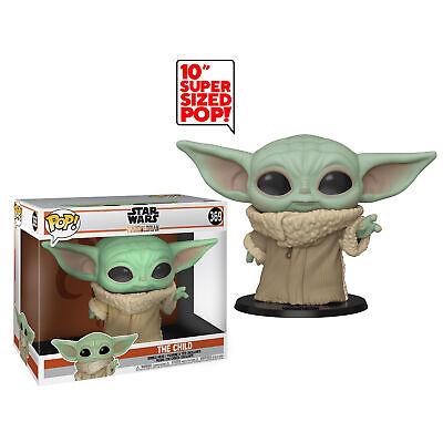 "The Child (Baby Yoda) Star Wars The Mandalorian 10"" Funko Pop!"