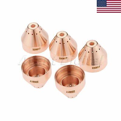 5pcs Plasma Torch Shield Part No. 220817 For Powermax 65 85 45a-85a Mechanized