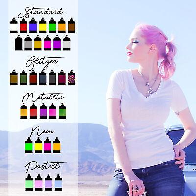 Haar Färbe Spray riesen Auswahl 100ml Dose, Colorspray auswaschbare Haarfarbe