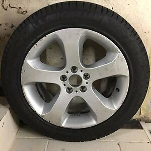 BMW X5 E53 19 INCH WHEELS WITH NEAR NEW MICHELIN TYRES Acacia Ridge Brisbane South West Preview