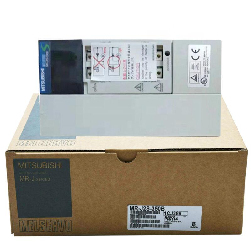 New Mitsubishi MR-J2S-350B server Driver One year warranty