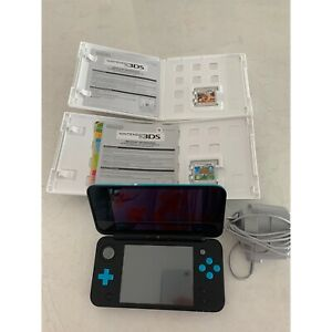 New Nintendo 3DS with 2 games