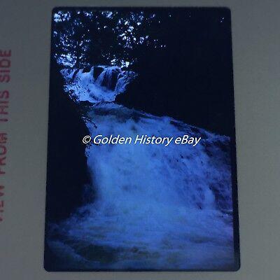SWALLOW FALLS 1962  35mm SLIDE PHOTO PICTURE VINTAGE PHOTOGRAPH