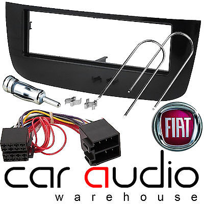 Fiat Punto EVO Fascia Panel Plate Surround Adaptor Car Stereo Radio CT24FT24