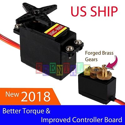 XMG996R 55g Outfit Servo Motor Big Torque For RC Helicopter Car Robot Arduino