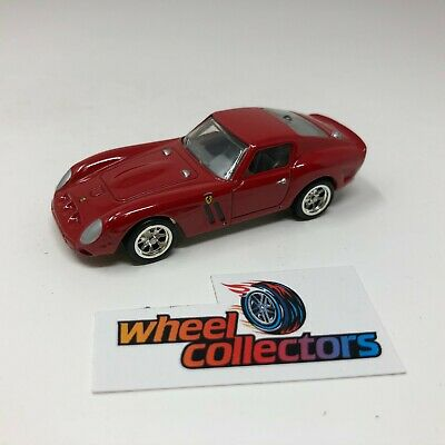 Ferrari 250 GTO w/ Rubber Tires * Hot Wheels LOOSE 1:64 Scale * F515