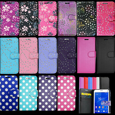 FOR MOTOROLA MOTO C PLUS + PU LEATHER BOOK FLIP STAND SECURE PHONE CASE COVER