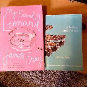 James Frey Books