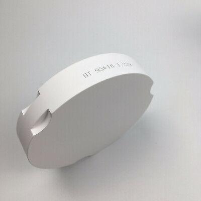 1 Piece OD95*22mm   Dental Zirconia Ceramic Dyeing block ZirkonZahn System HT   comprar usado  Enviando para Brazil